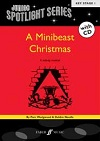 Minibeast Christmas cover